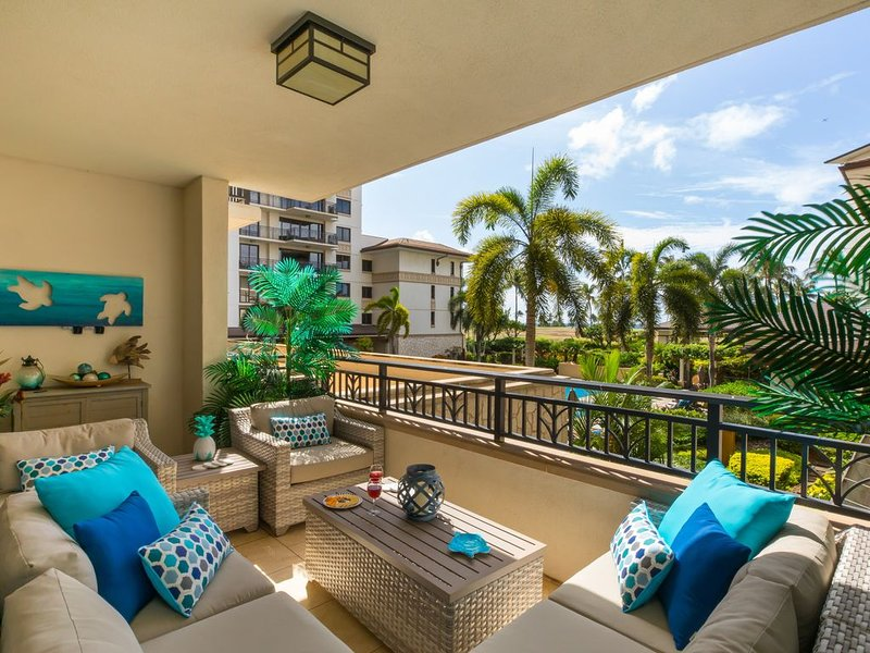 Luxurious Beach Villa 3BR/2.5B in KoOlina~FREE WIFI, GYM w/ many UPGRADES, location de vacances à Kapolei