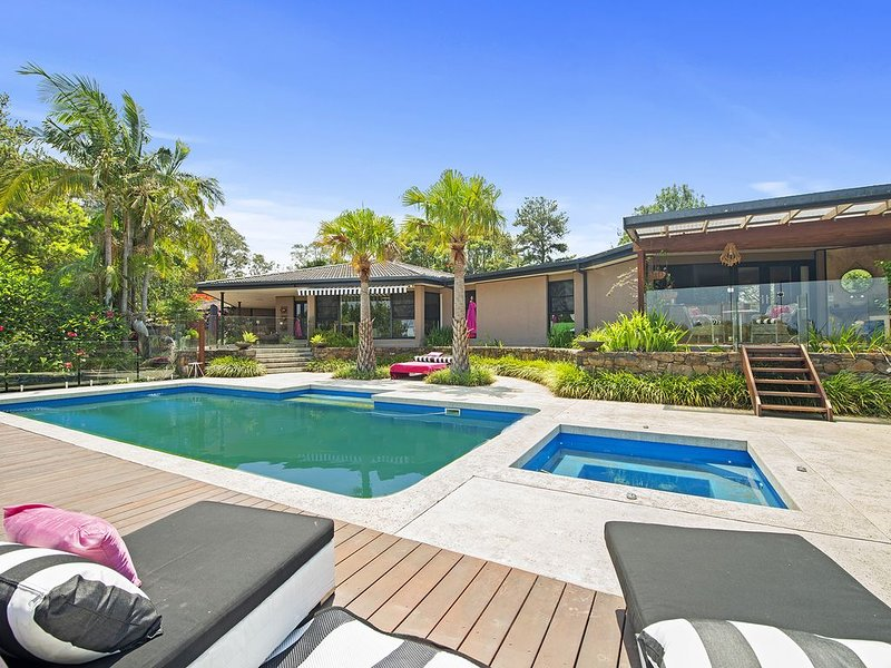 'Gold Eden' - hosted by North Coast Lifestyle Properties, location de vacances à Wilsons Creek