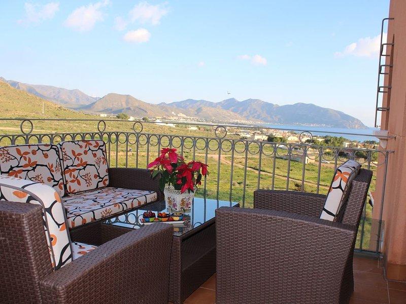 Amazing  Mountain and Sea Views - Mojon Hills, Isla Plana, Spain, vacation rental in Isla Plana