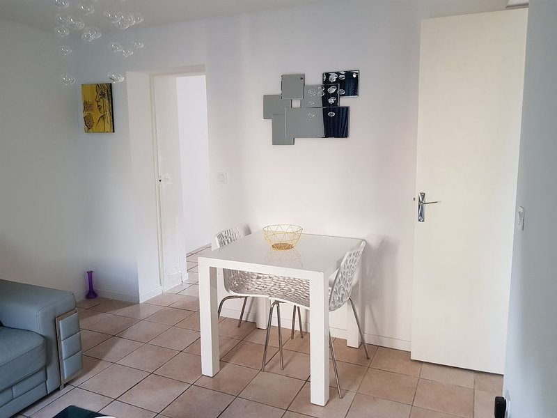 Appartement moderne roanne, holiday rental in Saint-Jean-Saint-Maurice-sur-Loire