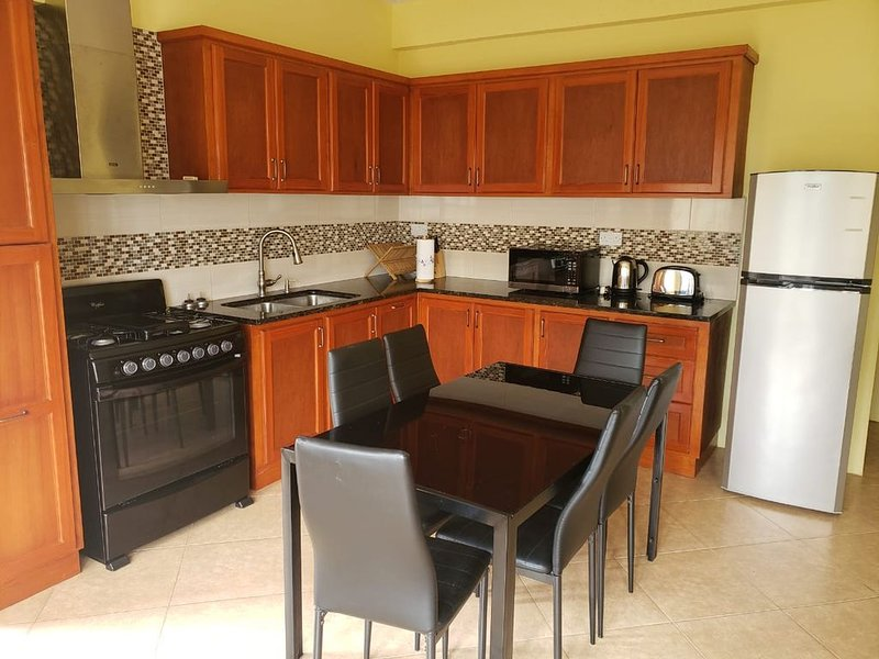 Cozy one bedroom apartment, alquiler de vacaciones en Dennery