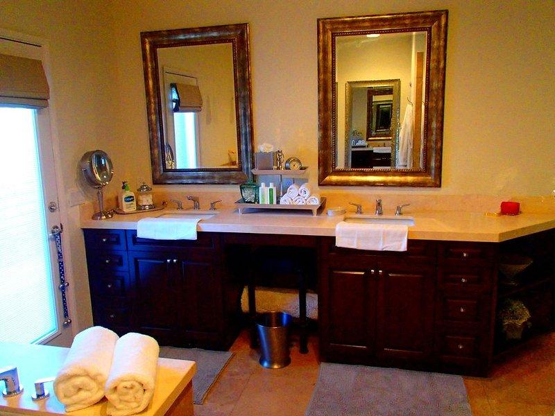 Luxury casita, great location and very private, alquiler de vacaciones en Rancho Mirage