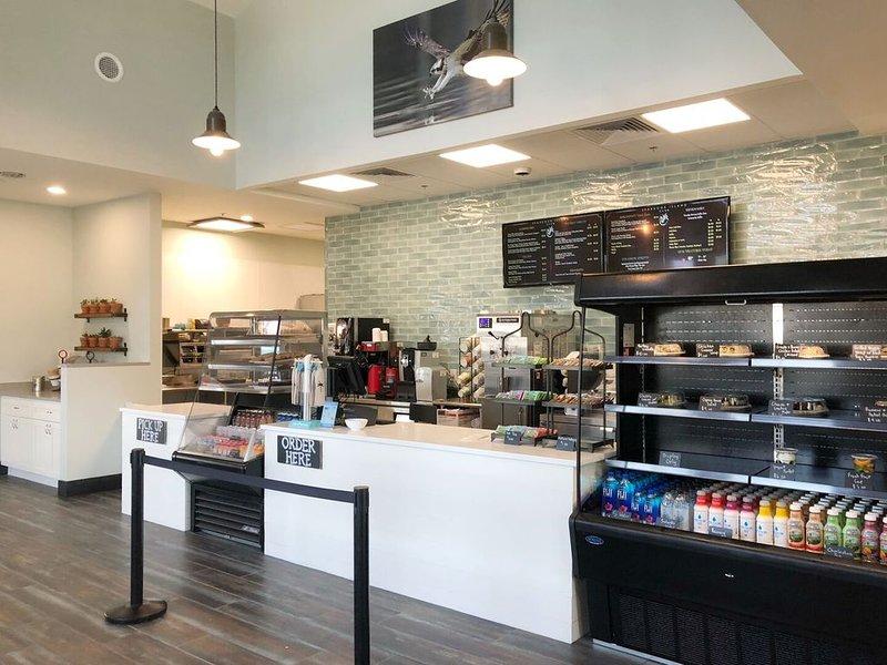 Commodités du Seabrook Club - Osprey Point Cafe