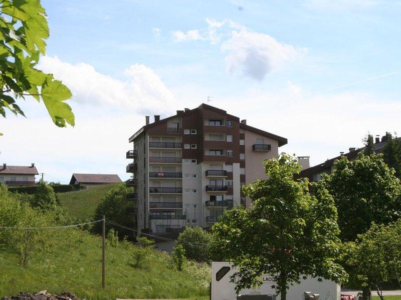 Appartement Ski Résidence les Cîmes - les Rousses, holiday rental in Chapelle-des-Bois