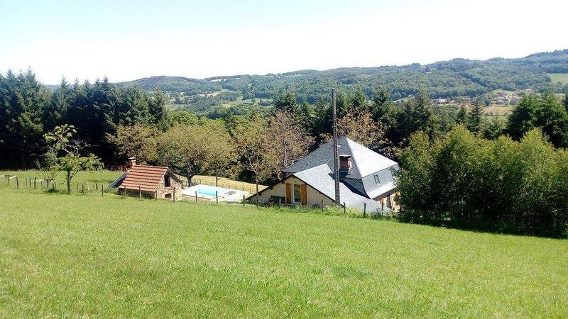 Gite du Pech de Clédy, location de vacances à Beaulieu-sur-Dordogne
