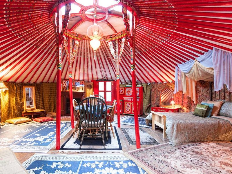 Glamping in the Sierra Foothills, holiday rental in Placer County