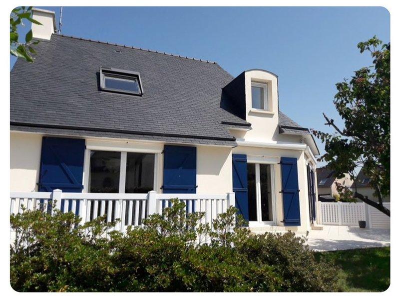 Maison à proximité de la plage , 3*** meublé de tourisme, location de vacances à Île-Tudy