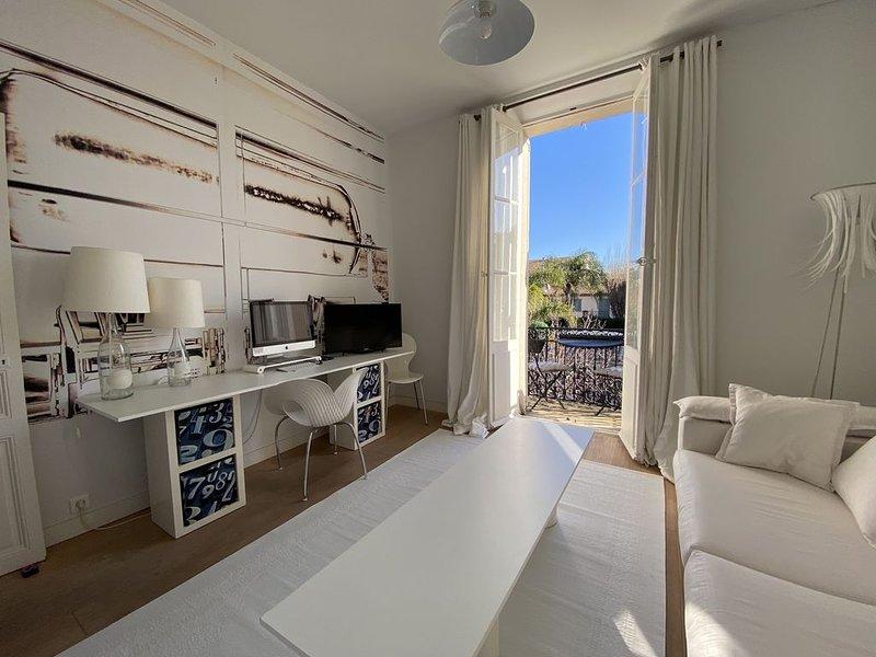 Luxury Design Appartement in kleinem Haus in bester Lage von St. Tropez, location de vacances à Saint-Tropez
