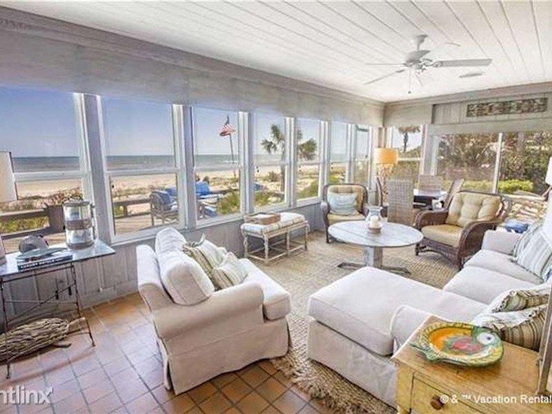 Atlantic Star on the beach!  Old Ponte Vedra!, holiday rental in Ponte Vedra Beach