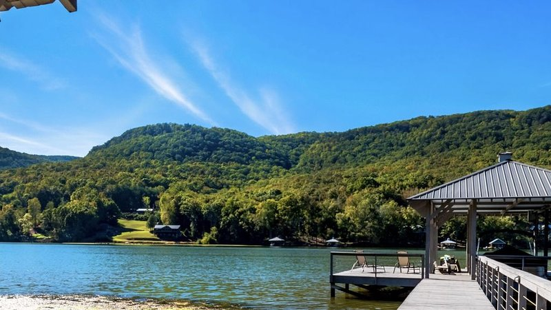 Tennessee River home, holiday rental in Whiteside