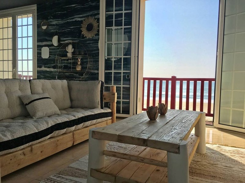 APPARTEMENT  FACE A LA  PLAGE CENTRALE DE HOSSEGOR, holiday rental in Soorts-Hossegor