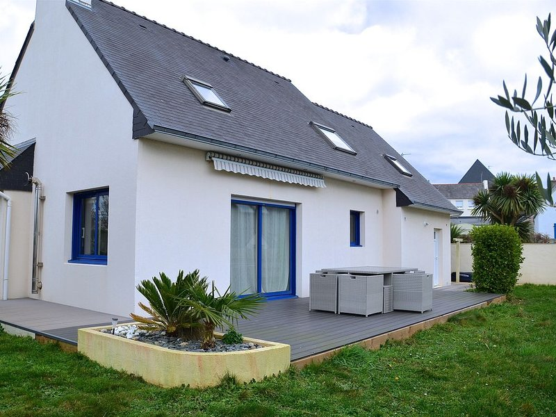 Maison individuelle 8 personnes Ty Rosko, vakantiewoning in Roscoff