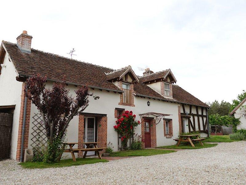 les fougères de la nigaudière 123sologne    entre beauval et les chateaux, vacation rental in Soings-en-Sologne