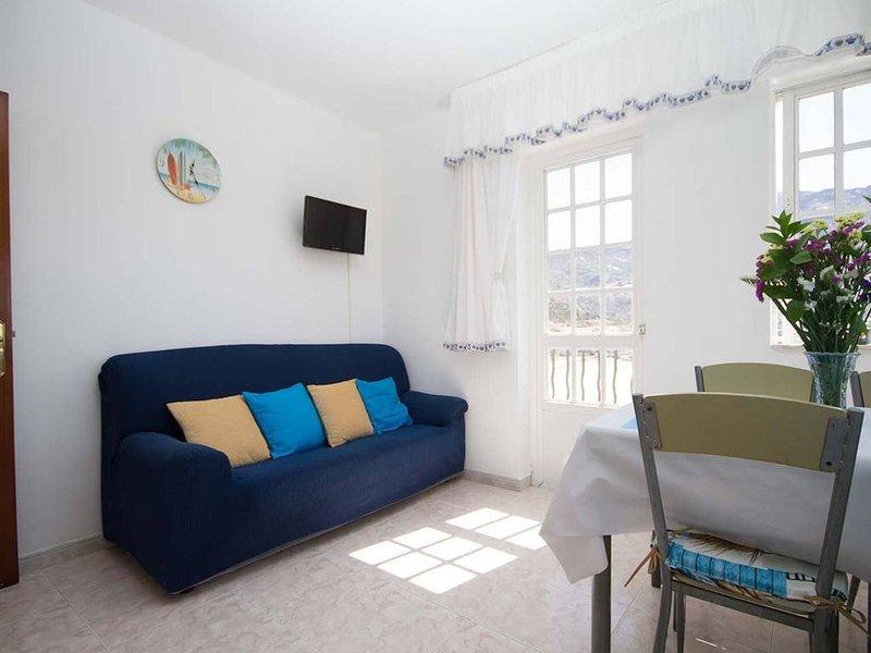 Apartamento - 2 Dormitorios con WiFi y Vistas al mar - 108050, location de vacances à O Pindo