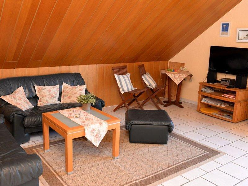 Ferienwohnung/App. für 6 Gäste mit 54m² in Burhave (126275), casa vacanza a Burhave