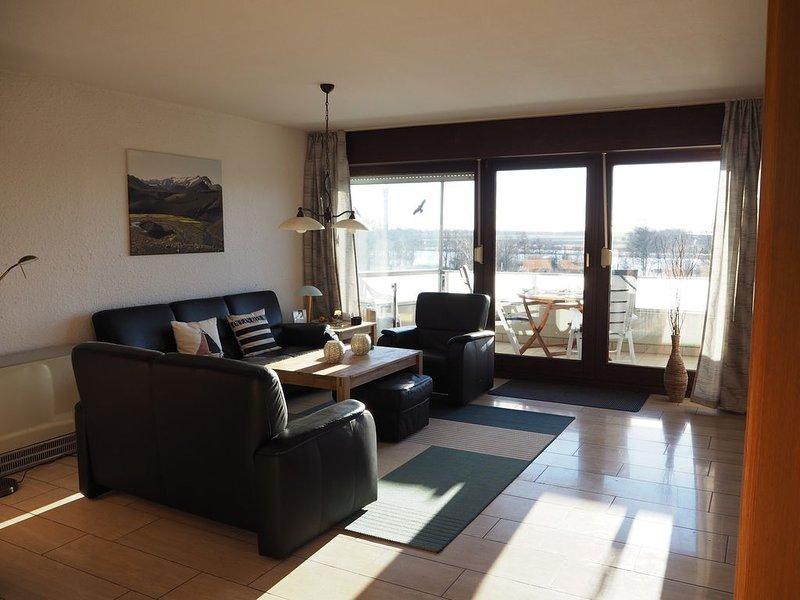 Ferienwohnung/App. für 4 Gäste mit 52m² in Tossens (126005), holiday rental in Tossens