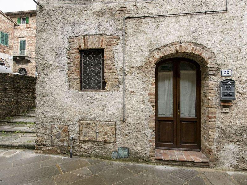 Dimora tipica toscana ' Casa Toscani', alquiler vacacional en Torniella