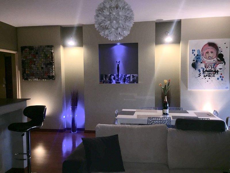 Superbe appartement de 100M2 dans le sud de la France, holiday rental in Caissargues