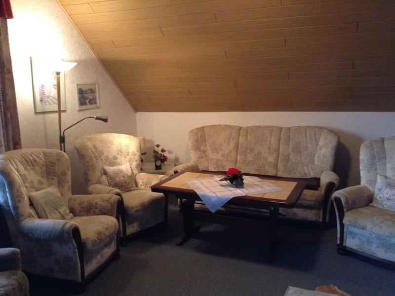 Ferienwohnung/App. für 5 Gäste mit 85m² in Tossens (126201), holiday rental in Tossens