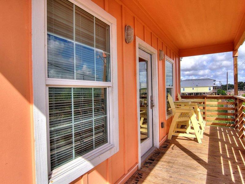 3/2 at Fabulous Laguna Village! Waterfront Pool!, vacation rental in Corpus Christi