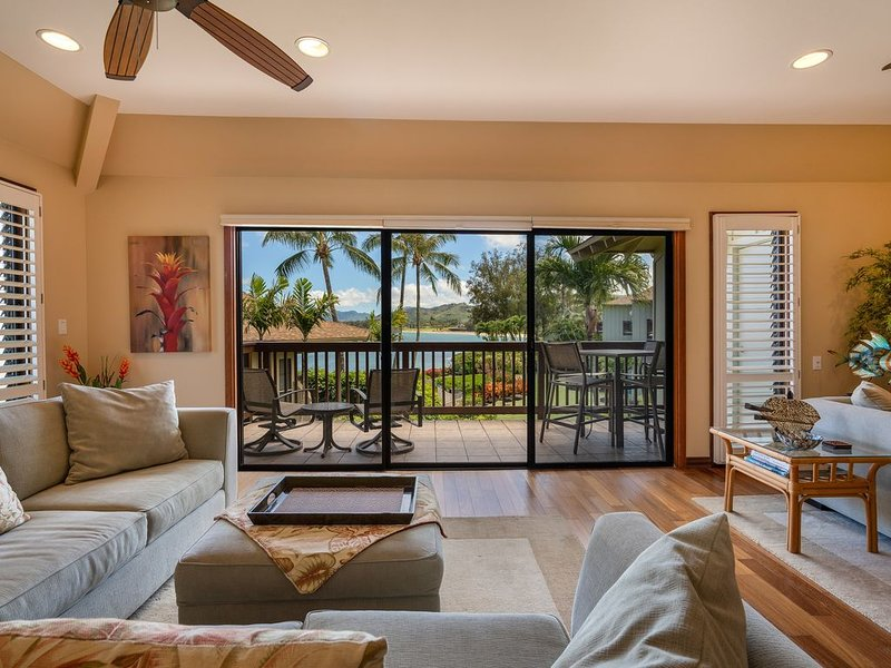 Tranquil Luxury Ocean View  2 Bedroom | 2 Bathroom , alquiler de vacaciones en Kapaa