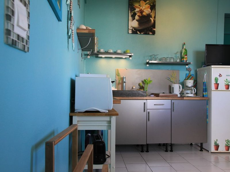 Studio tout confort Guadeloupe, vacation rental in Le Moule