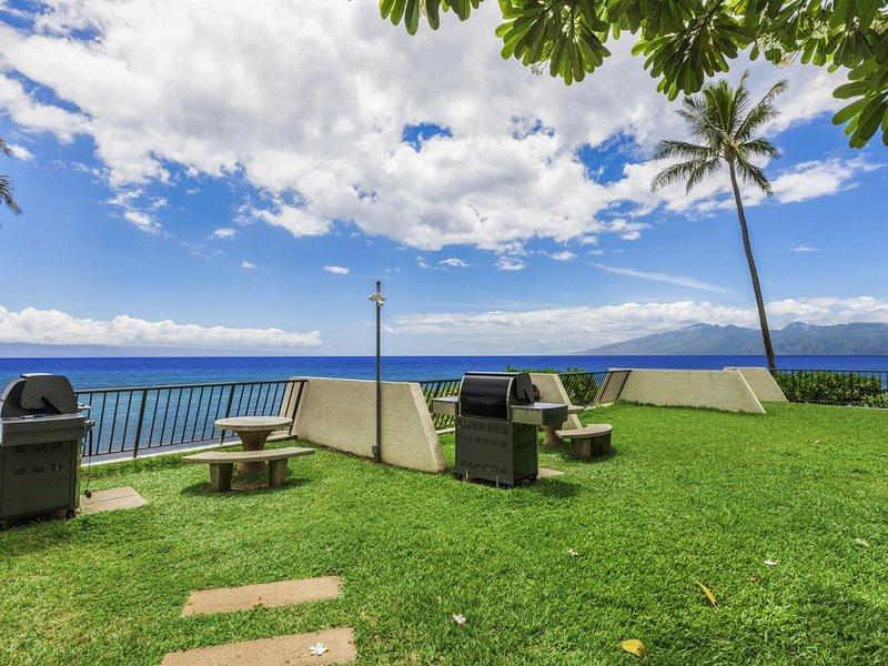 Napili Point B9 - CORNER UNIT W PANORAMIC OCEAN VIEWS!, alquiler de vacaciones en Honokowai