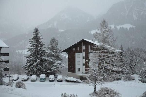 Ferienhaus Champéry für 6 Personen mit 2 Schlafzimmern - Ferienhaus, aluguéis de temporada em Champoussin