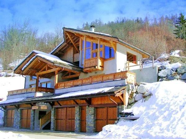 Ferienhaus Peisey Nancroix für 14 Personen mit 7 Schlafzimmern - Ferienhaus, casa vacanza a Nancroix