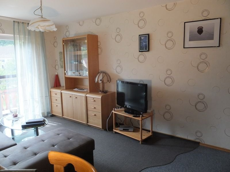 Morgenrot, 45qm, 1 Schlafraum, max. 2 Personen, vacation rental in Uttenweiler