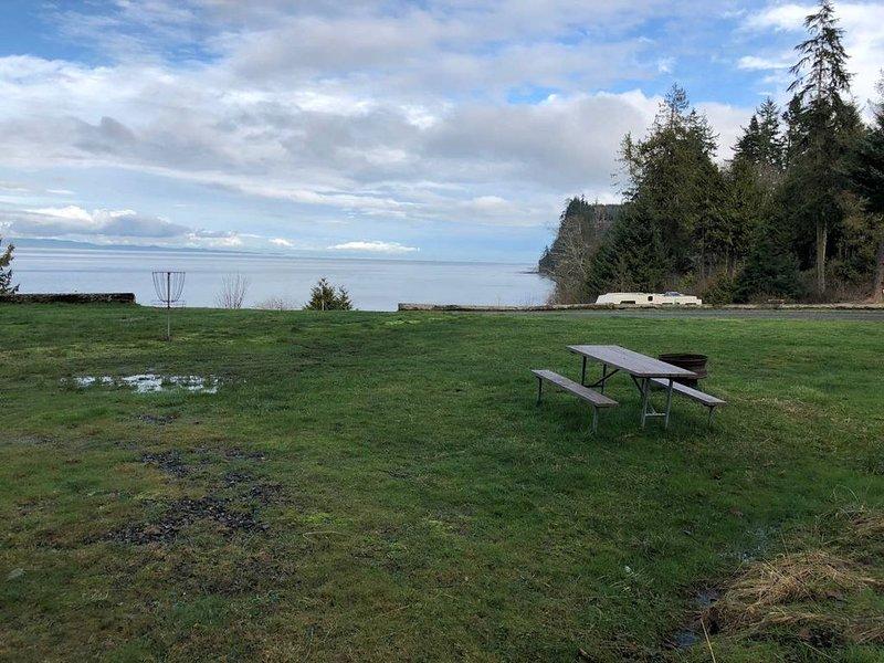 RV Site, Beach Front Olympic Peninsula - C1, vacation rental in Joyce