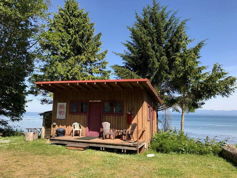 Beach Cabin Getaway Olympic Peninsula Relax! BH, aluguéis de temporada em Joyce