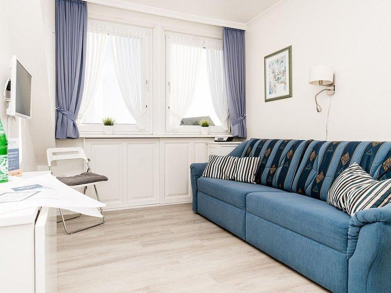 Appartement Jasper im Hedighuis, vacation rental in Westerland