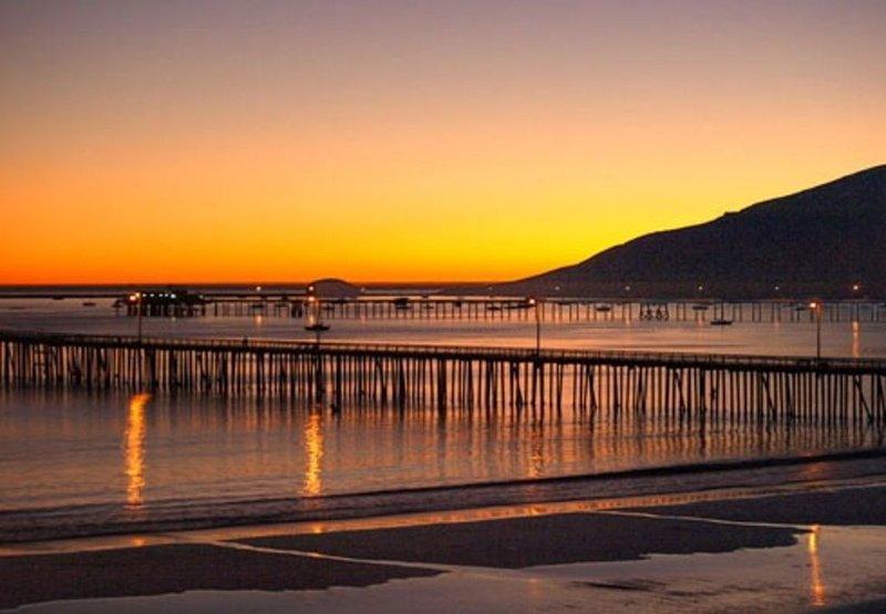 Beautiful & Contemporary Beach Townhome, holiday rental in Avila Beach