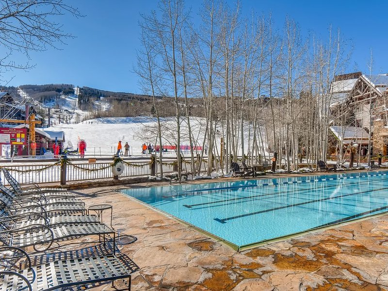 Professionally Cleaned Ski-in/out Executive Luxury Residence in the Ritz Carlton, location de vacances à Beaver Creek