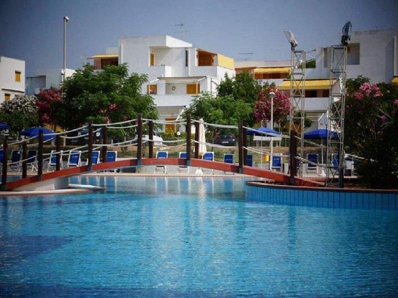 Grazioso appartamento con vista mare nei pressi di Le Castella, alquiler de vacaciones en Botricello