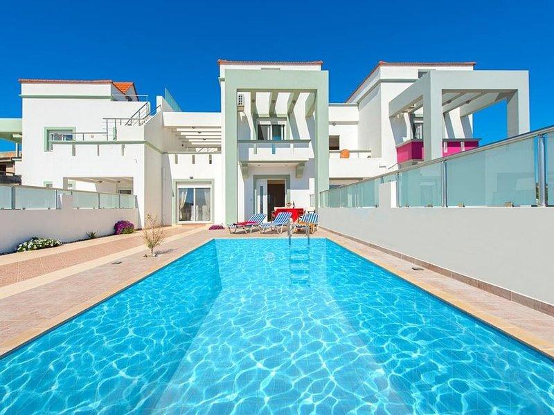 A seaside villa in South Rhodes. Villa B - Blue Pearl, casa vacanza a Gennadi