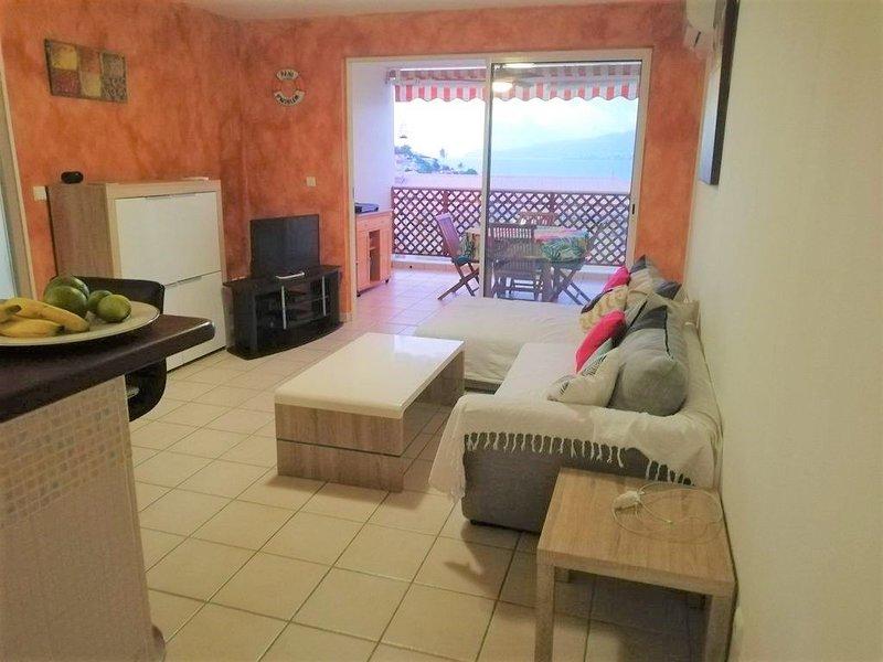 T3 à proximité de la plage, casa vacanza a La Pagerie