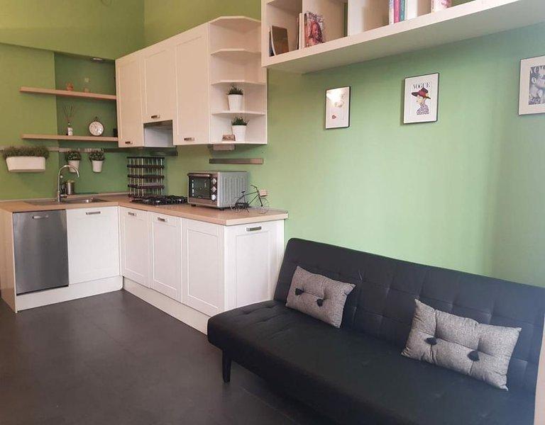 Maison Serena Bocconi-Navigli, holiday rental in Pieve Emanuele