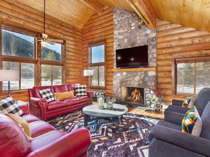 High End Keystone Resort Home, Close to Skiing, Lake Dillon, Family Friendly, alquiler vacacional en Keystone