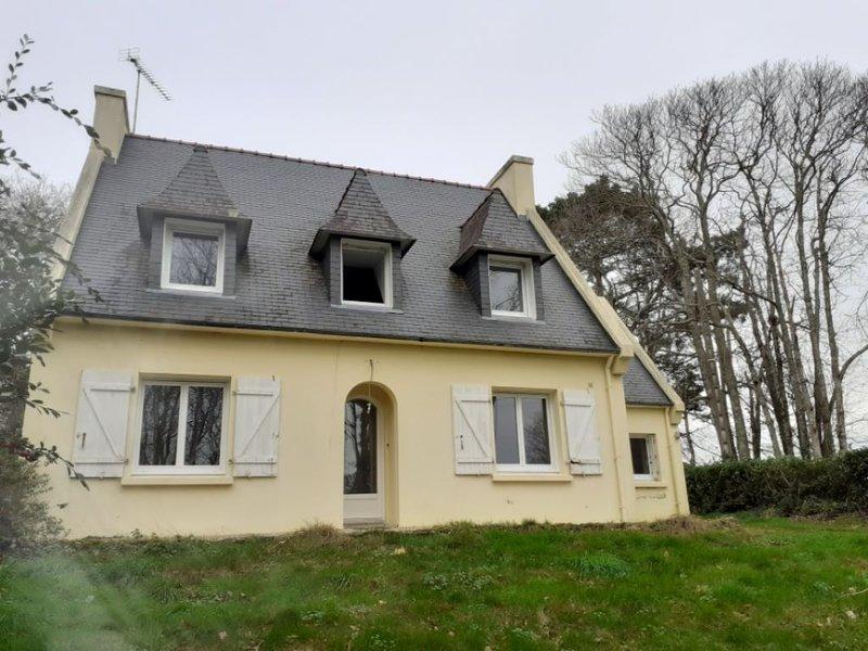 La Torche. Maison 100 m² proche du port du Guilvinec et des plages, alquiler vacacional en Plomeur