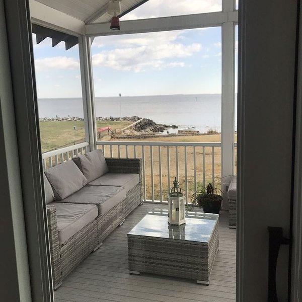 Chesapeake Bay Cottage, alquiler vacacional en North Beach