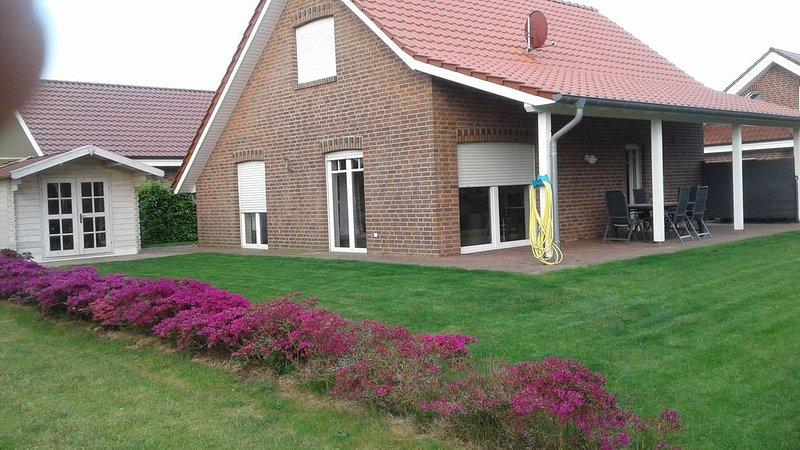 Ferienhaus für 6 Gäste mit 100m² in Geeste (25193), vacation rental in Herzlake