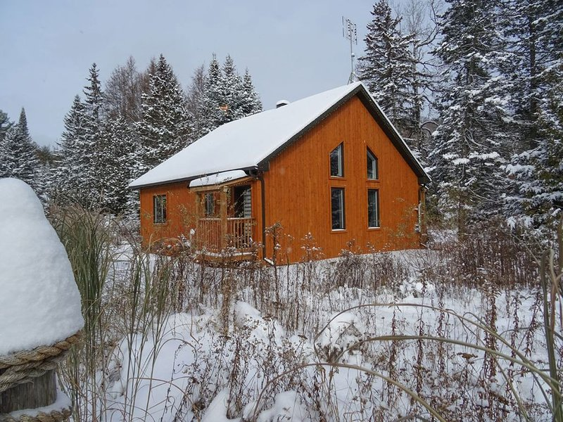 the Colvert chalet by the water, vacation rental in Wentworth Nord