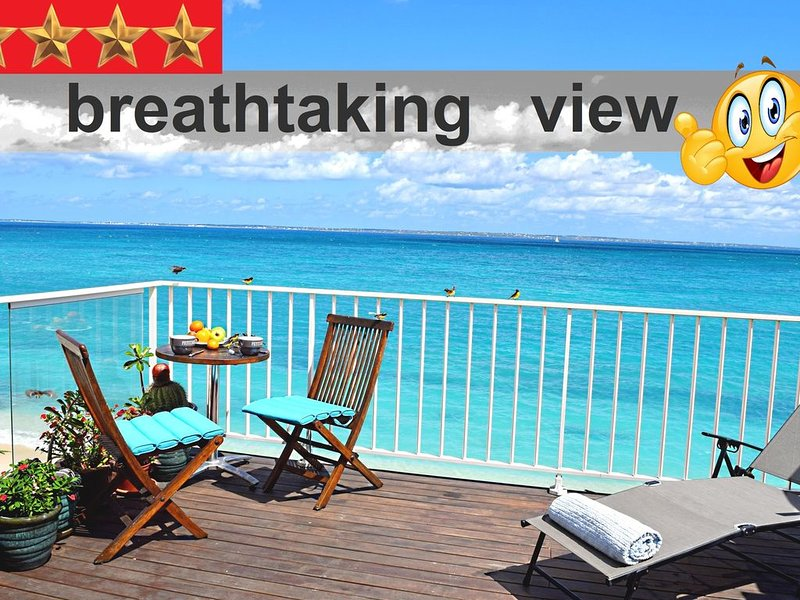 ❤️❤️❤️condo caraibe grand case beach⭐️⭐️⭐️⭐️, holiday rental in Grand Case