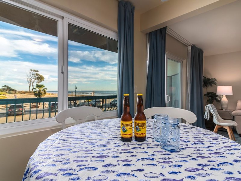 Sanitized Carp Shores 202 After Dune Delight 2 BR Condo Newly Renovated, vacation rental in Carpinteria