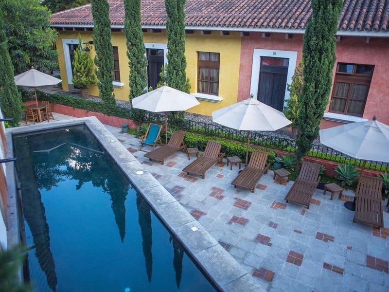 Dream Villa in Antigua Guatemala, holiday rental in Antigua