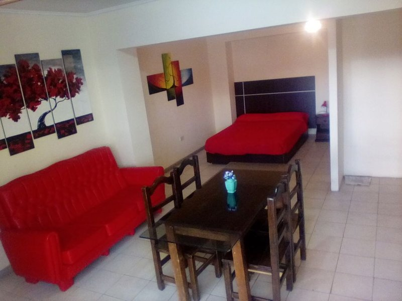 Alto Godoy Apart (Monoambiente amlio, totalmente equipado), casa vacanza a Dorrego