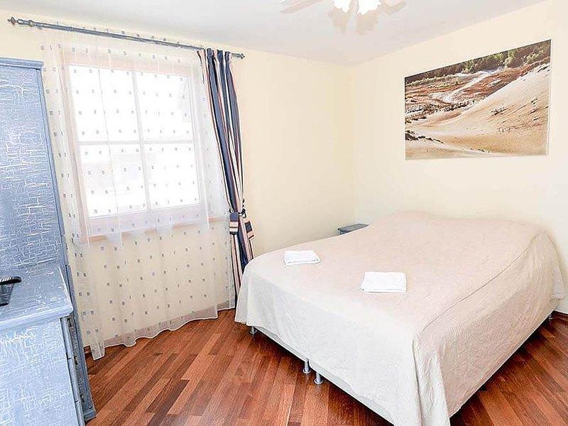 """Ferienhaus """"Nidos Gaiva"""" Zimmer im ersten Stock (Terrasse) für 2 Personen, holiday rental in Pervalka"""