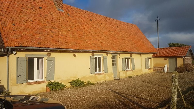 Belle maison a Angiens, holiday rental in Angiens